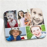 Photo Collage Personalized Mouse Pad- Horizontal - 4462-H