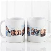5 Photo Collage Personalized Coffee Mug 11 oz.- White - 4463-S