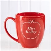 Inspiring Dreams Personalized Teacher Mug - 4516