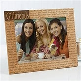 You Name It Personalized Frame- 8 x 10 - 4522-L