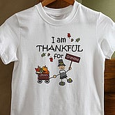 I Am Thankful© Youth T-Shirt - 4624YT