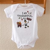I Am Thankful Baby Bodysuit - 4624-BB