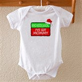 Who Needs Santa Baby Bodysuit - 4660-BB