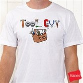 Tool Guy Personalized Hanes® Adult T-Shirt - 4702-ACT