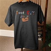 Tool Guy© Adult Black T-Shirt - 4702-ABT