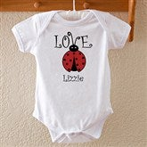 Little Love Bug Baby Bodysuit - 4812-BB
