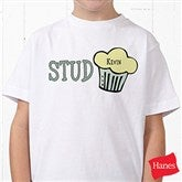 Stud Muffin© - Youth T-Shirt - 4813-YT