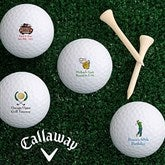 You Design It© Golf Ball Set - Callaway® Warbird Plus - 4913-CW