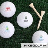 Birthday Cheer Golf Ball Set - Nike Mojo® Extremely Long - 4914-NM