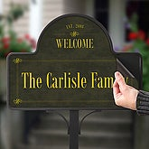 Established Family Welcome - Magnet Only - 4919-M