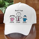You & Me Personalized Adult Baseball Cap - 5013