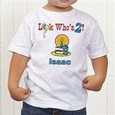 Birthday Kid Personalized Toddler T-shirt - 5049-TT