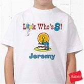 Birthday Kid Personalized Hanes® Youth T-shirt - 5049YCT