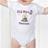 Birthday Kid Personalized Baby Bodysuit - 5049-CBB