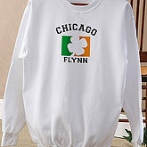 Irish City Pride - Adult Sweatshirt - 5074-SS