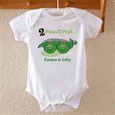 2 Peas in a Pod Baby Bodysuit - 5101-BB