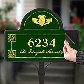 Claddagh Address© - Magnet Only - 5131-M