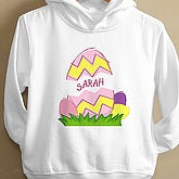 Egg-straordinary Toddler Hooded Sweatshirt - 5165THS