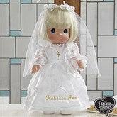 Precious Moments® Personalized Communion Doll- Blonde - 5232-BL