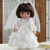 Personalized First Holy Communion Doll Precious Moments Doll
