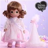 Precious Moments® Birthday Doll- Auburn - 5245-AU
