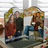 Photo Sentiments Petite Double Photo Plaque - 5315-2