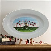 Our Family Tree© Personalized Platter - 5375