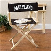 You Name It Black Director Chair - 5396