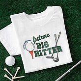 Future Big Hitter Youth Golf T-Shirt - 5403-YT