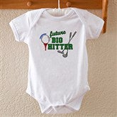 Future Big Hitter Baby Bodysuit - 5403-BB