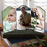 Photo Sentiments Petite Triple Photo Plaque - 5431-3