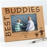 Best Buddies Personalized Frame- 4 x 6 - 5533