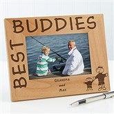 Best Buddies Personalized Frame- 4 x 6 - 5533
