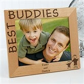 Best Buddies Personalized Frame- 8 x 10 - 5533-L
