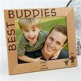 Best Buddies Personalized Frame- 8 x 10 - 5533-L