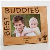 Best Buddies Personalized Frame- 5 x 7 - 5533-M