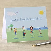 Character Collection© Note Cards & Envelopes - 5699-N