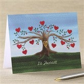 Our Family Tree Note Cards & Envelopes - 5751-N