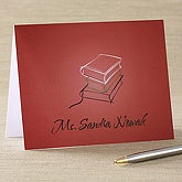 Making The Grade Note Cards & Envelopes - 5758-N
