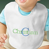 All About Me Personalized Bib - 5791-B