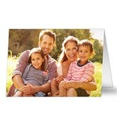 Just Us HORIZONTAL Photo Cards & Envelopes - 5817-CH