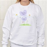 First Time Grandma Adult Sweatshirt - 5859S