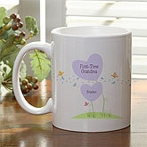 First Time Grandma Coffee Mug- 11 oz. - 5859-S