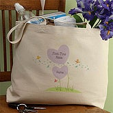 First Time Grandma© Canvas Tote  - 5859H