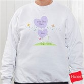 First Time Grandma Personalized Adult Sweatshirt - 5859S