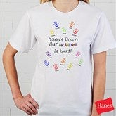 Hands Down Adult T-Shirt - 5860-CT