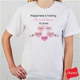 What Is Happiness? Adult T-Shirt - 5920-CT