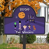 Halloween Character - Yard Stake With Magnet - 5923-S