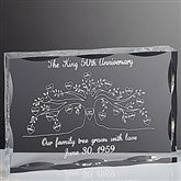 Our Family Tree Personalized Keepsake