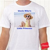 Picture Perfect Personalized Hanes® Adult T-Shirt - 6005CT